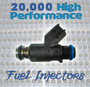 Fuel Injectors - High Performance Fuel Injectors