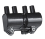 Ignition coil for (HIG-8004M) for DAEWOO, ISUZU, GM, OPEL, FRONTERA, LEGANZA, LANOS