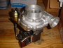 Diesel Parts - K24 Turbo with Titanium compressor wheel