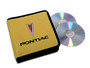 Licensed Pontiac CD / DVD Cases