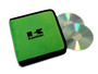 Lime green Kawasaki CD  /  DVD Case