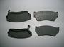 Brake Pads - MD510 Disc Brake Pad Sets Semi-metalic