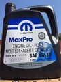 Mopar (Chrysler,  Jeep) 5W20 Motor Oil 3 / 5qt bottle (4.73L)