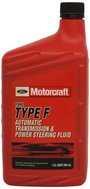 Motorcraft ATF type F and Power steering Fluid