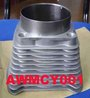 Engine Cylinder Liner - Motorcycle Cylinder (Silver Finishing)