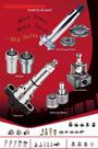 Fuel Pump Parts - Nozzle and pencil nozzles