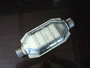 OBD II catalytic converter