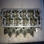Original and New Cylinder Head