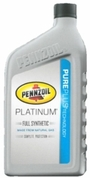 Penzoil Platinum 10w-30,  6 / 1 quart case,  with PurePlus Technology