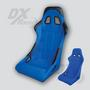 Racing Car Seat with 19 x 2.0mm Iron Frame and Fabric, Vinyl or Leather Cov