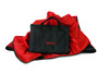 Red GMC Weatherproof Travel Blanket