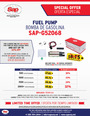 SAP-G52068 Fuel Pump Super Sale