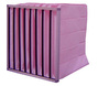 Sell air filters-pocket air filters