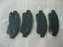 Semi Mettalic brake Pads