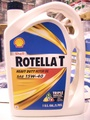 Shell ROTELLA T SAE 15W- 40 in One Gallon Container
