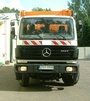 Heavy Truck Parts - Used Garbage Collection Truck