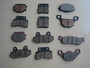 Brake Pads - various brake pad