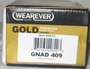 wearever gold premiun brake pads