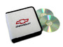 White Chevrolet Motorsports CD  /  DVD Case