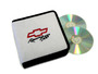 White Chevy Racing Motorsports CD  /  DVD Case
